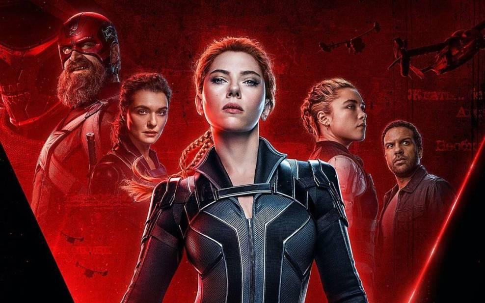 Black Widow, la nueva película de Marvel Studios