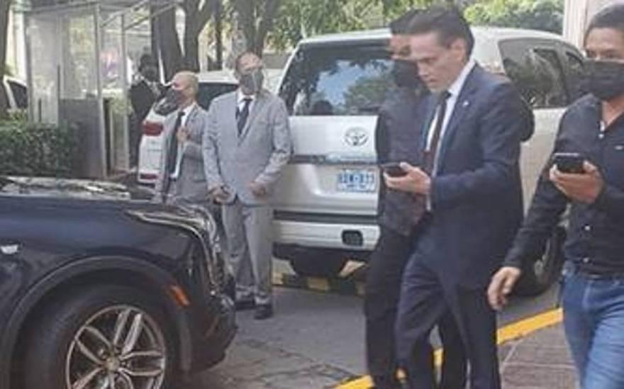 Interjet se deslinda de la detención de Alejandro del Valle - El Sol de México | Noticias, Deportes, Gossip, Columnas