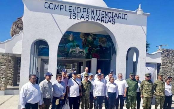 Visita de AMLO a las Islas Marías este fin de semana