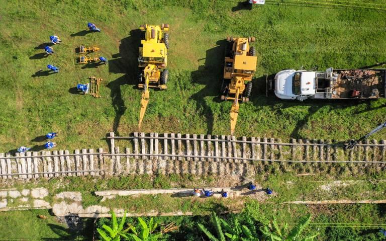Llega a la Corte primer amparo contra Tren Maya - El Occidental