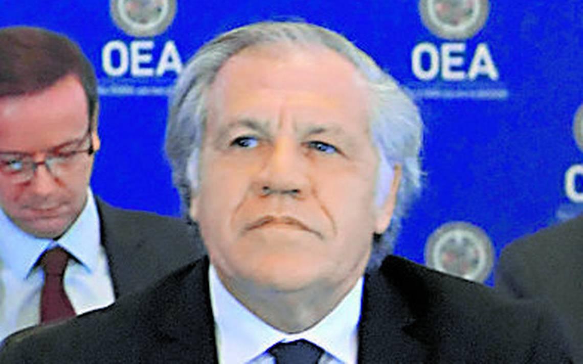 Cuestiona México autoridad moral de Luis Almagro al frente de la OEA - El  Sol de México