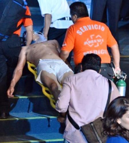 Resultado de imagen para imagenes pugilistas muertos en el ring