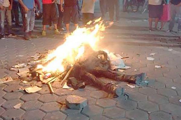 Queman vivo a presunto ladrn en Oaxaca  El Sol de Nayarit