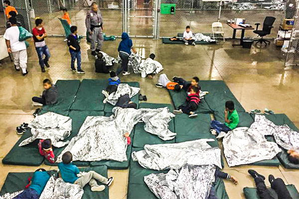 Detención de inmigrantes crece