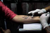 Getting The Tattoo