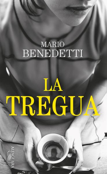 "Portada de ""La Tregua"" escrito por Mario Benedetti."