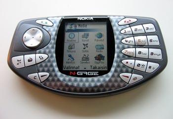 Nokia N-Gage de primera generación