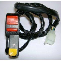 Lei Quad Bike Wiring Diagram Dodge Ram 1500 Radiator Electrical Components Elstar Bikes Kill Start Switch 125cc 250cc Electric Atv