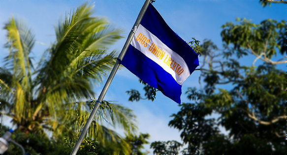 Lema de El Salvador  Elsv