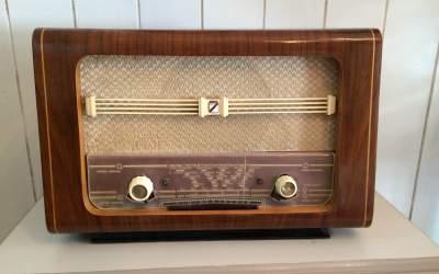 Como reproducir un botón de radio antigua