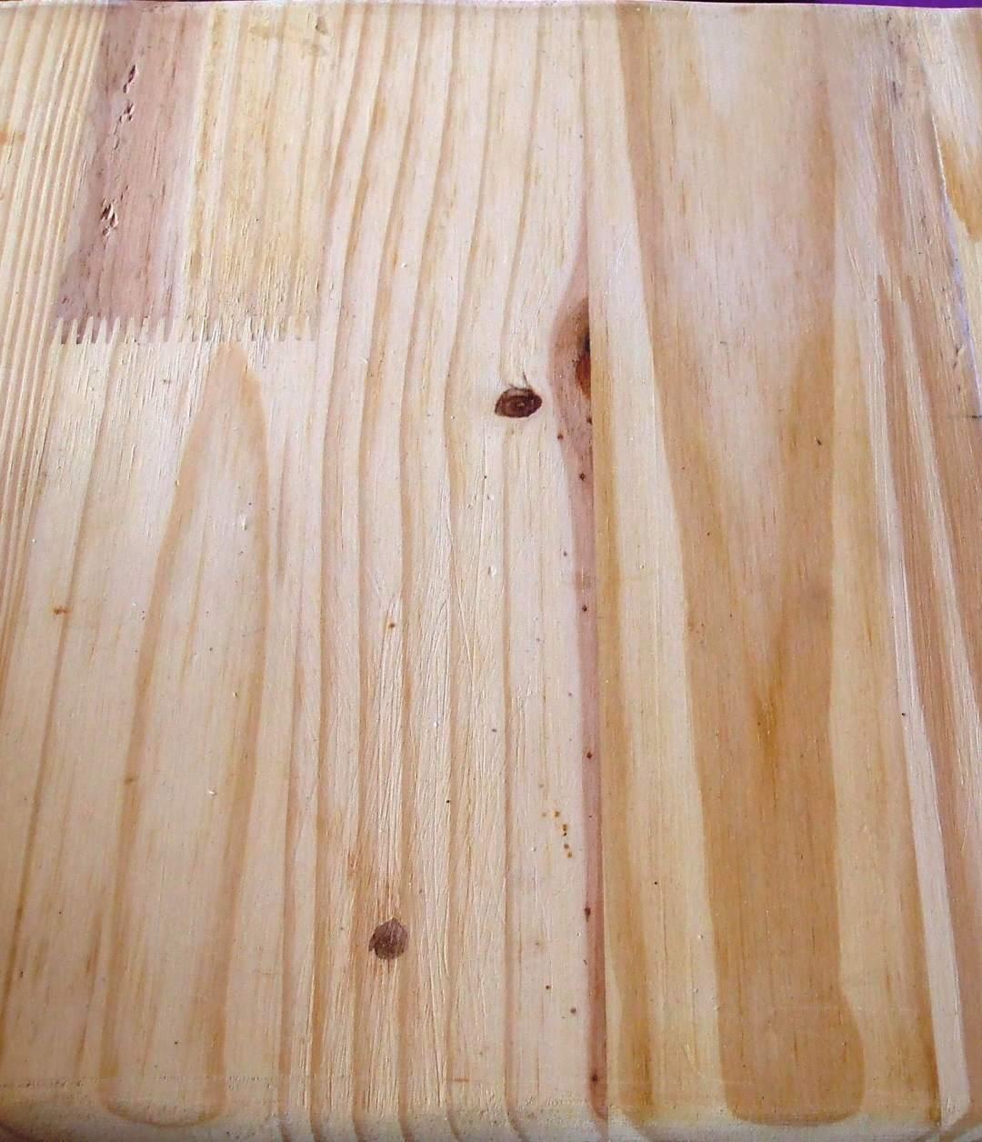 teñir una madera