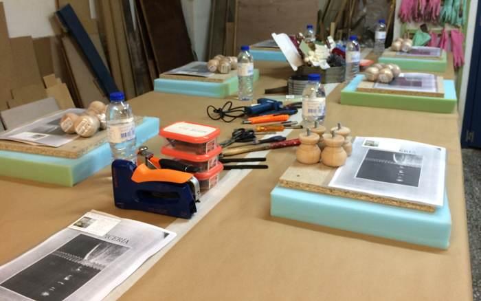 Momentos taller de tapicer a el taller de lo antiguo - Talleres de tapiceria ...