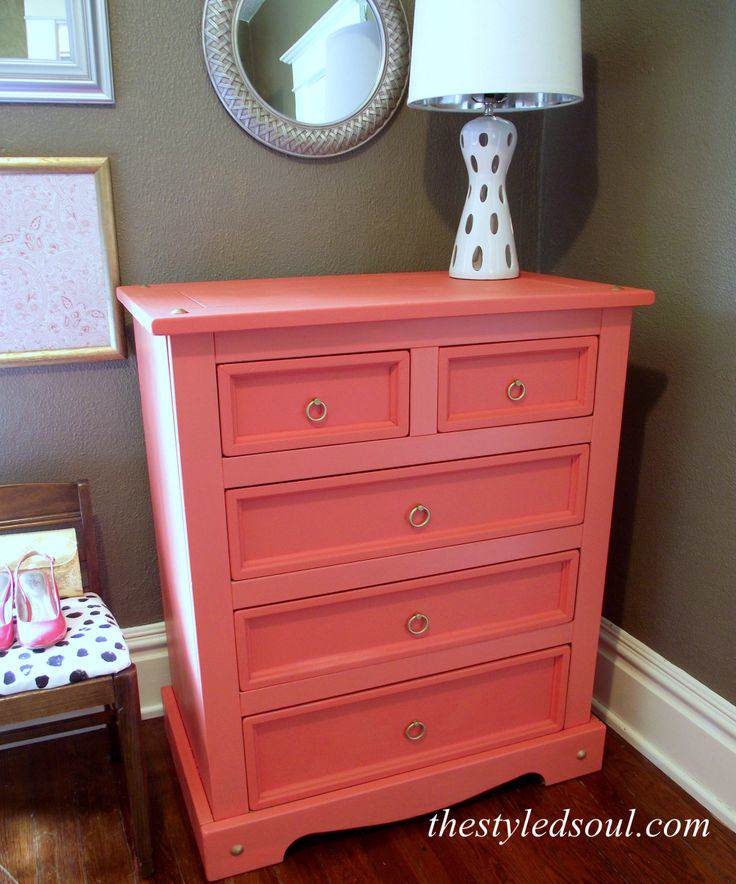 7-pintar-muebles-de-color-coral