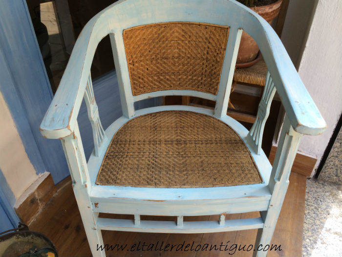 18-shabby-chic-pintar-sillones-de-colores