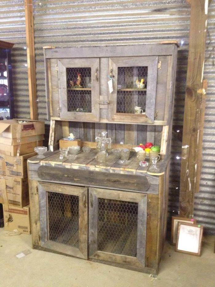 Construir muebles con palets el taller de lo antiguo for Muebles con tarimas para cocina