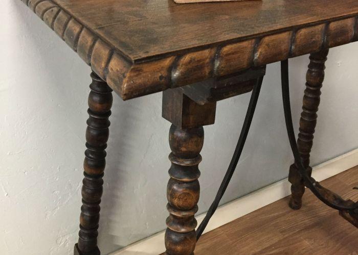 Reparar silla de rejilla el taller de lo antiguo - Como limpiar muebles de madera antiguos ...