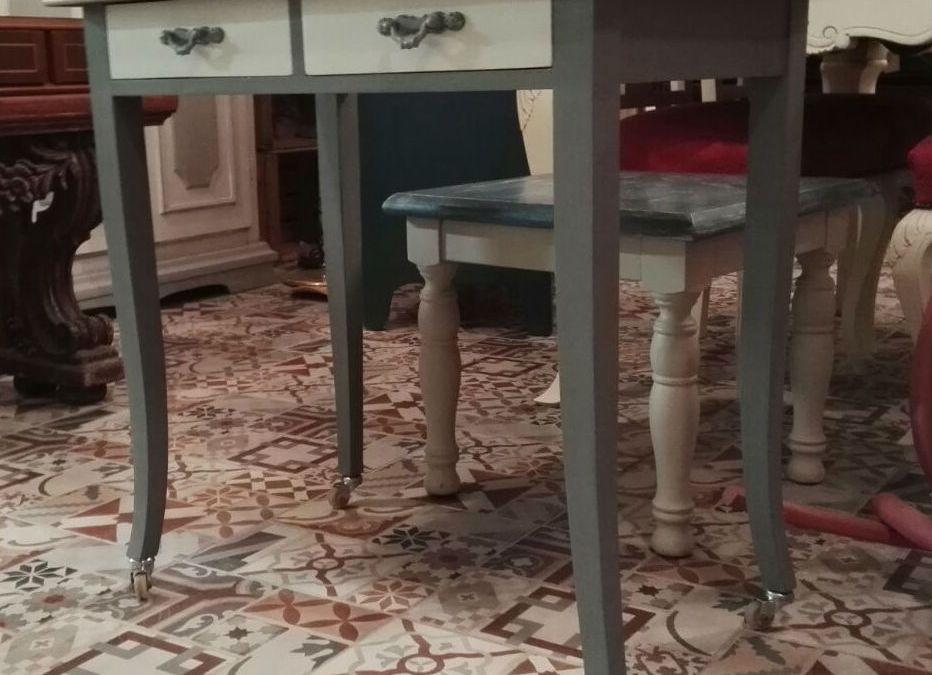 Pintar mesa de chapa