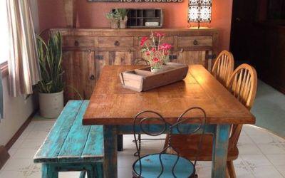 Un mueble antiguo no es un mueble pasado moda El mueble antiguo actualizado a la época de hoy