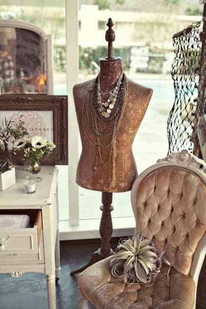 8 Shabby & Vintage Maniquies