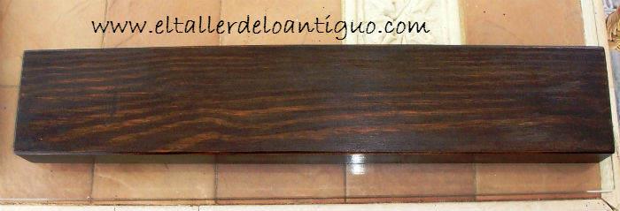 Trucos para teñir la madera con aceite de linaza