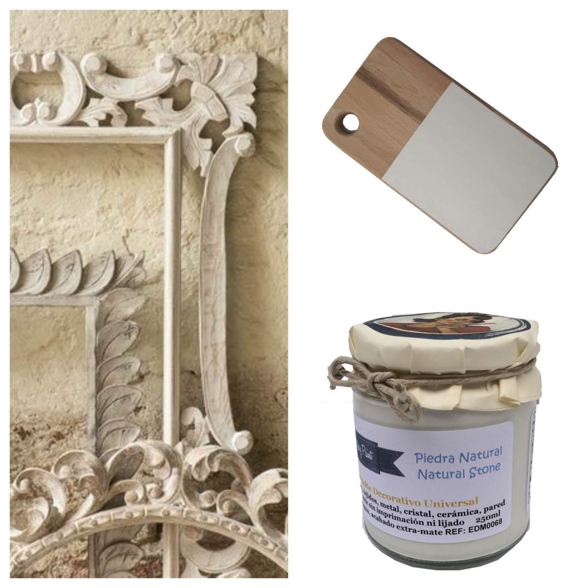 Por qu usamos la mary paint el taller de lo antiguo for Blanco tiza pintura