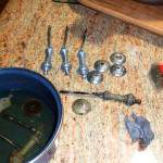 Limpieza de metales