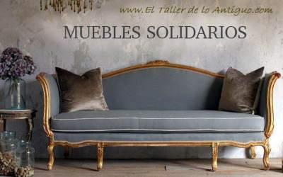 Muebles solidarios