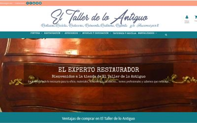 Tienda de Restauración El Experto Restaurador Ya tenemos tienda on-line para restauradores profesionales