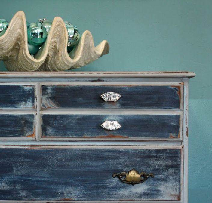 Decoraci n como renovar tus muebles con pintura cap 1 - Renovar muebles antiguos ...