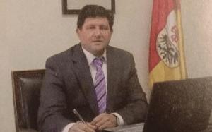 Alcalde Rafael Rodríguez Hervás, PP