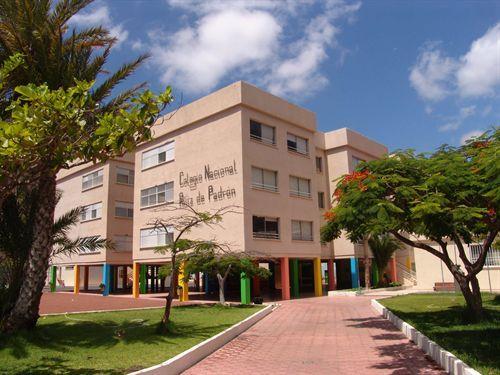 Colegio Ruiz de Padron en San Sebastian de La Gomera