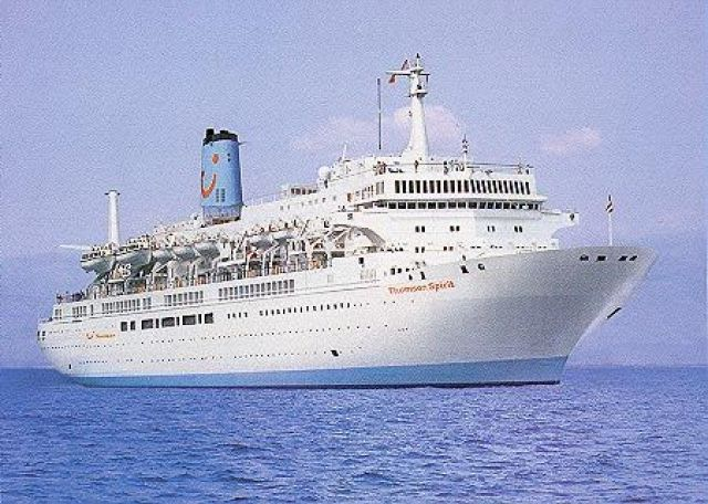 Crucero Thompson Spirit