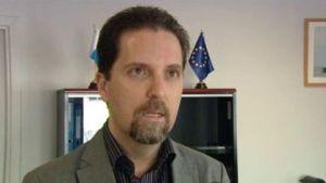 El director del Servicio Canario de Empleo (SCE), Alejandro Martín