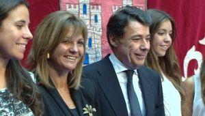 Lourdes Cavero, esposa del presidente de la Comunidad de Madrid Ignacio González