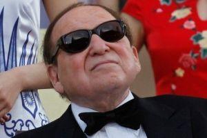 Magnate Sheldon Adelson