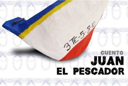 Portada de cuento Juan Pescador