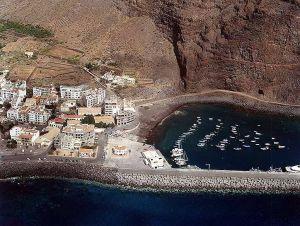 Puerto de Vueltas, Valle Gran Rey