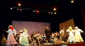 Representación musical, La rebelión de los gomeros, con Gonzalo Lemus