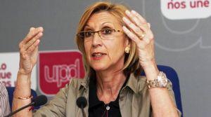 Rosa Diez, lider de UPyD