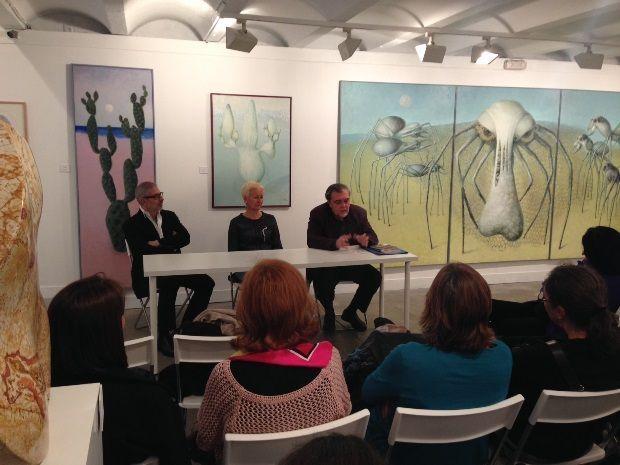 El Círculo de Bellas Artes de Madrid acogió dos mesas redondas