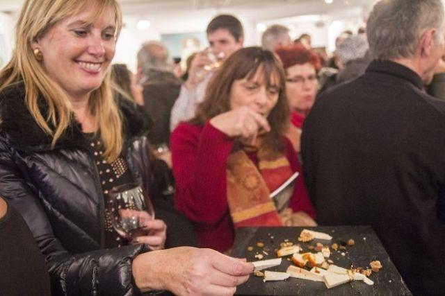 El mundo empresarial y de la cultura madrileña se rinde a las delicias de los sabores de La Gomera