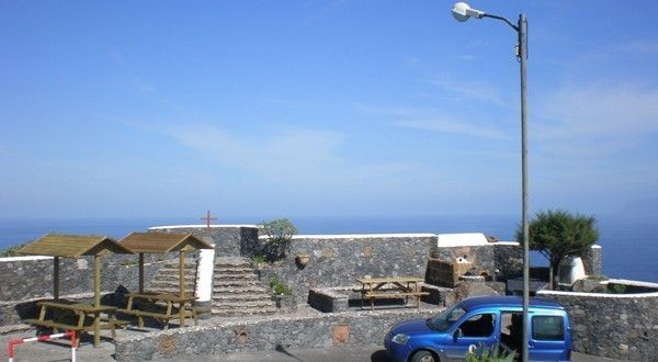 Pista de Cruz del Viento a Ibo Alfaro, Hermigua