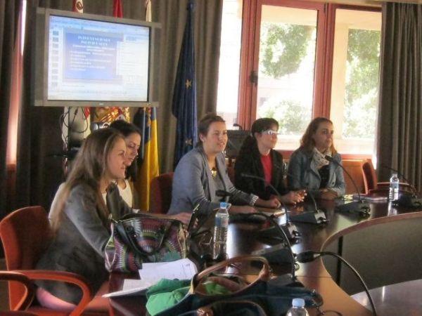 Programación del centro de discapacitados de Vallehermoso