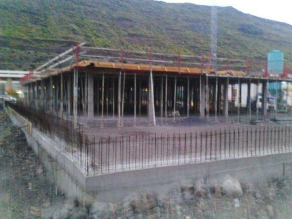 Obra de la nueva Guarderia de San Sebastian de La Gomera 2