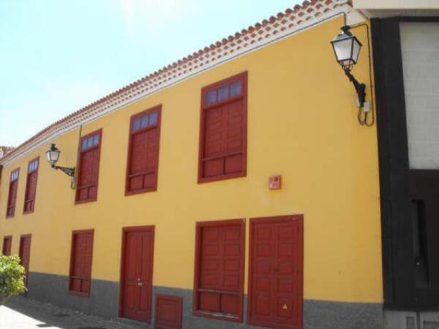 Hotel Casa Lugo, Agulo, Foto Gomeranoticias