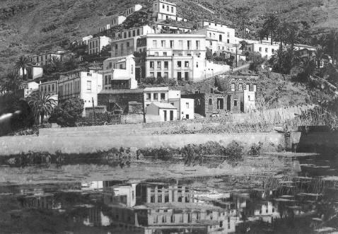desaste de 1941 en valle gran rey
