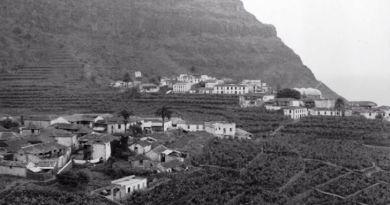 Ramón Correa Magdalena: cultura gomera desde el bello rincón de Agulo