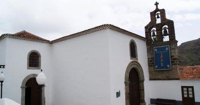 El Convento en el Valle de Hermigua, La Gomera