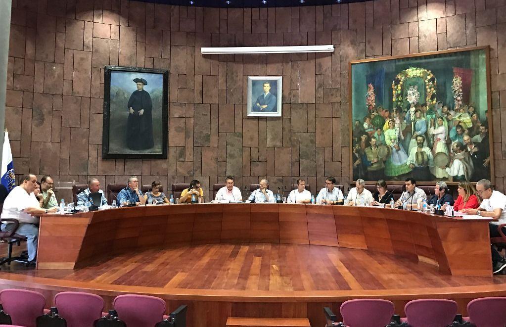Resultado de imagen de El Cabildo de La Gomera insta al Gobierno autonómico y al estatal a agilizar la entrada en vigor de las respectivas leyes de Cambio Climático