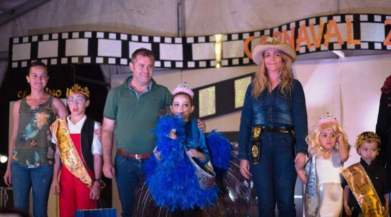 """Resultado de imagen de Vallehermoso elige a sus """"reyes y reinas"""" del Carnaval"""